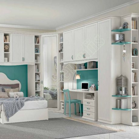 Kids Bedroom Colombini Arcadia AC121
