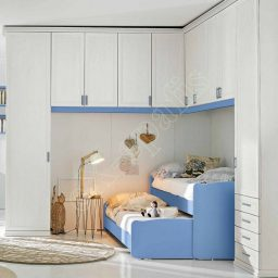 Kids Bedroom Colombini Arcadia AC122