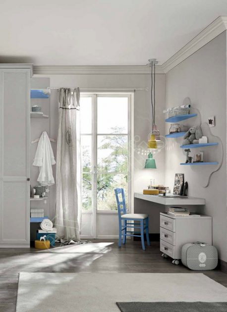 Kids Bedroom Colombini Arcadia AC124