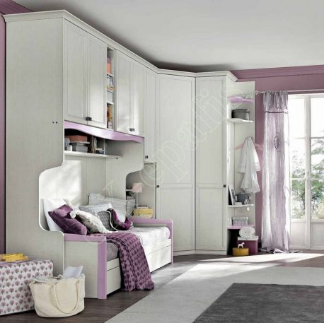 Kids Bedroom Colombini Arcadia AC126