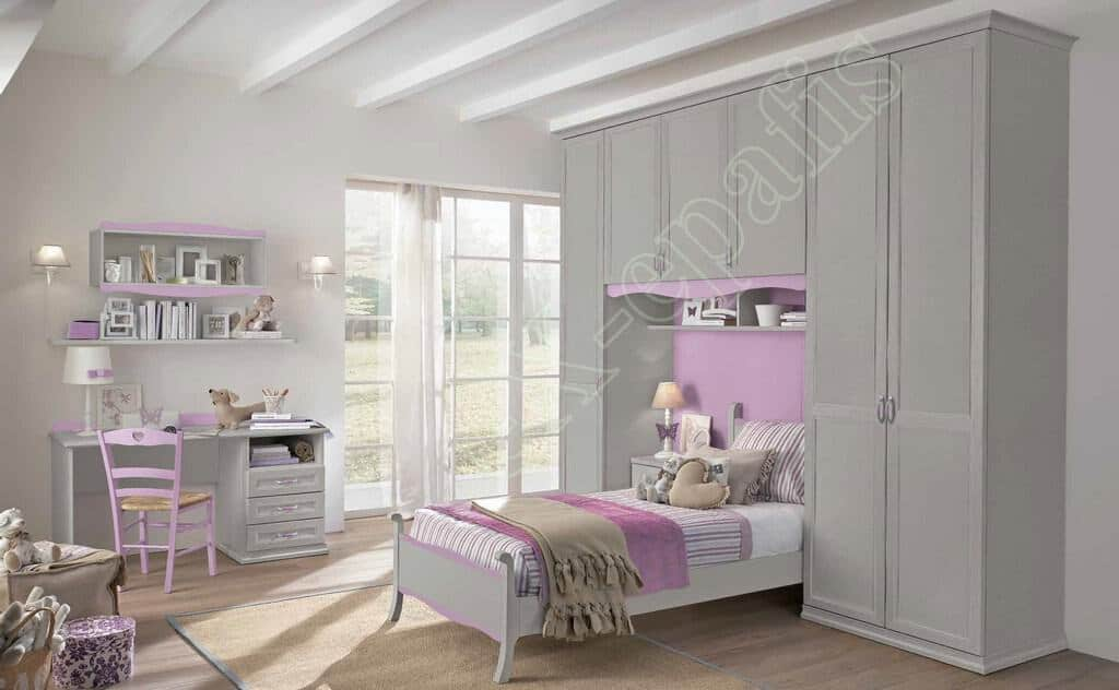 Kids Bedroom Colombini Arcadia AC128