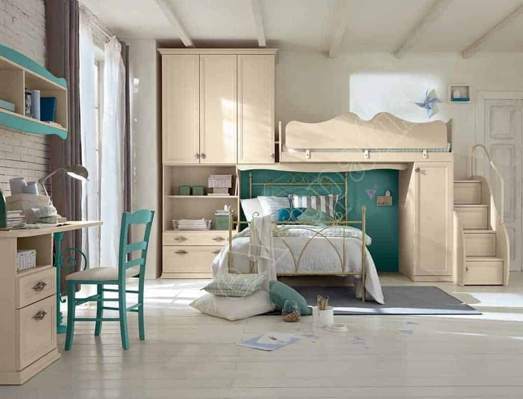 Kids Bedroom Colombini Arcadia AC130
