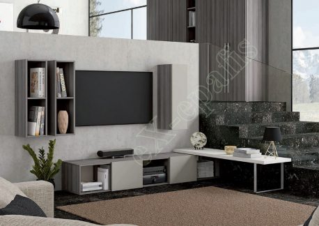 Wall Unit Colombini Target S102