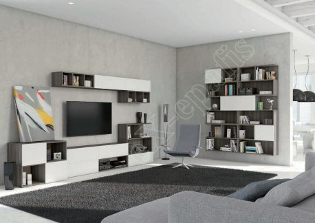 Wall Unit Colombini Target S104