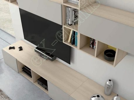 Wall Unit Colombini Target S105