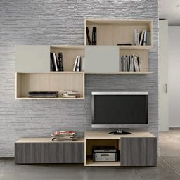 Wall Unit Colombini Target S106