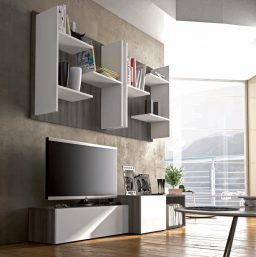 Wall Unit Colombini Target S107