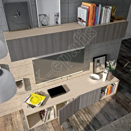 Wall Unit Colombini Target S108