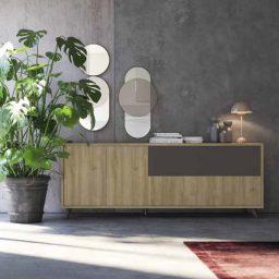 Wall Unit Living Room Colombini Golf L101