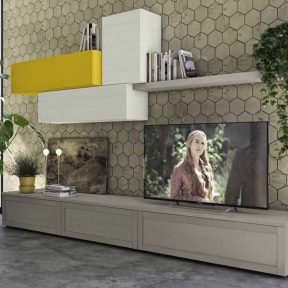 Wall Unit Living Room Colombini Golf L103