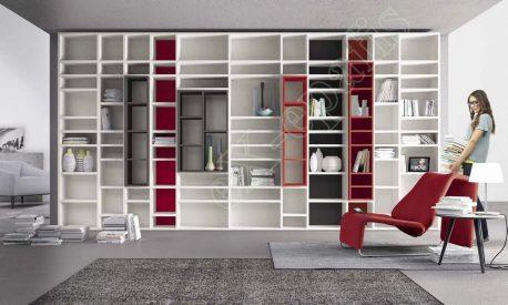 Wall Unit Living Room Colombini Golf L109