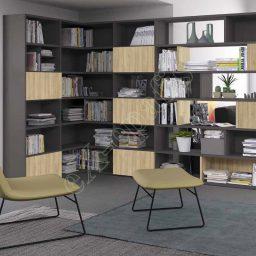 Wall Unit Living Room Colombini Golf L111