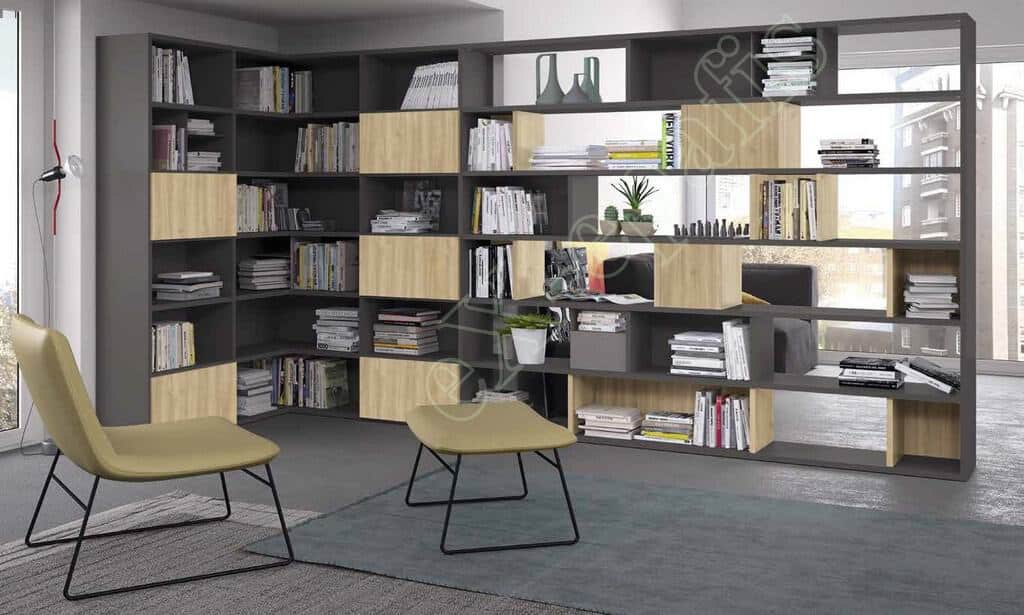 Wall Unit Living Room Colombini Golf L111