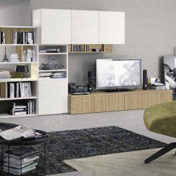 Wall Unit Living Room Colombini Golf L112