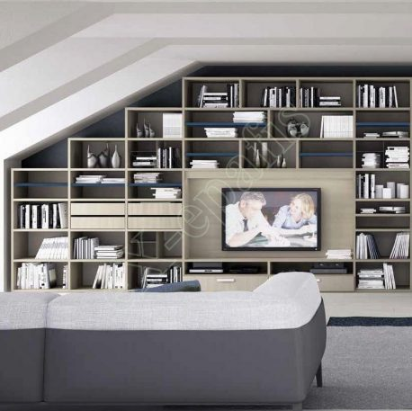 Wall Unit Living Room Colombini Golf L113