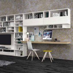 Wall Unit Living Room Colombini Golf L114