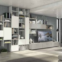 Wall Unit Living Room Colombini Golf L115