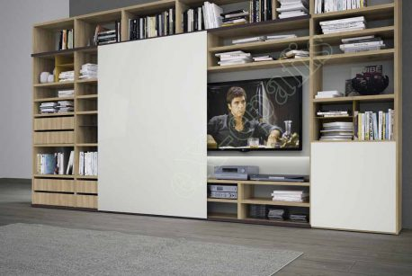 Wall Unit Living Room Colombini Golf L116