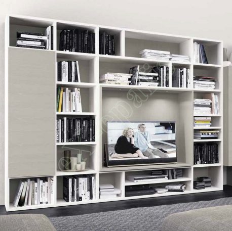Wall Unit Living Room Colombini Golf L117