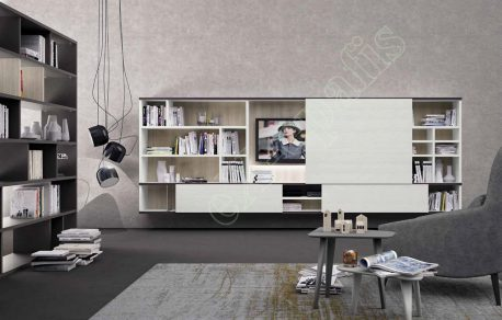 Wall Unit Living Room Colombini Golf L119
