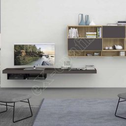 Wall Unit Living Room Colombini Golf L123