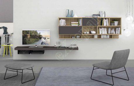 Wall Unit Living Room Colombini Golf L123