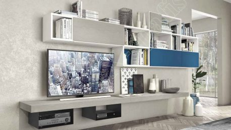 Wall Unit Living Room Colombini Golf L124