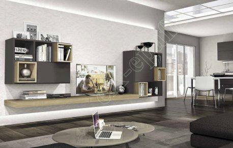 Wall Unit Living Room Colombini Golf L128