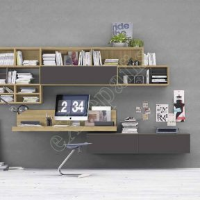 Wall Unit Living Room Colombini Golf L129