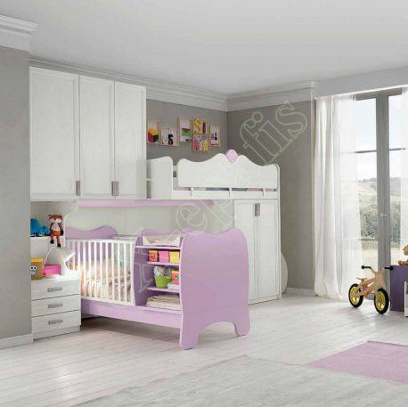 Baby Room Colombini Arcadia AC137