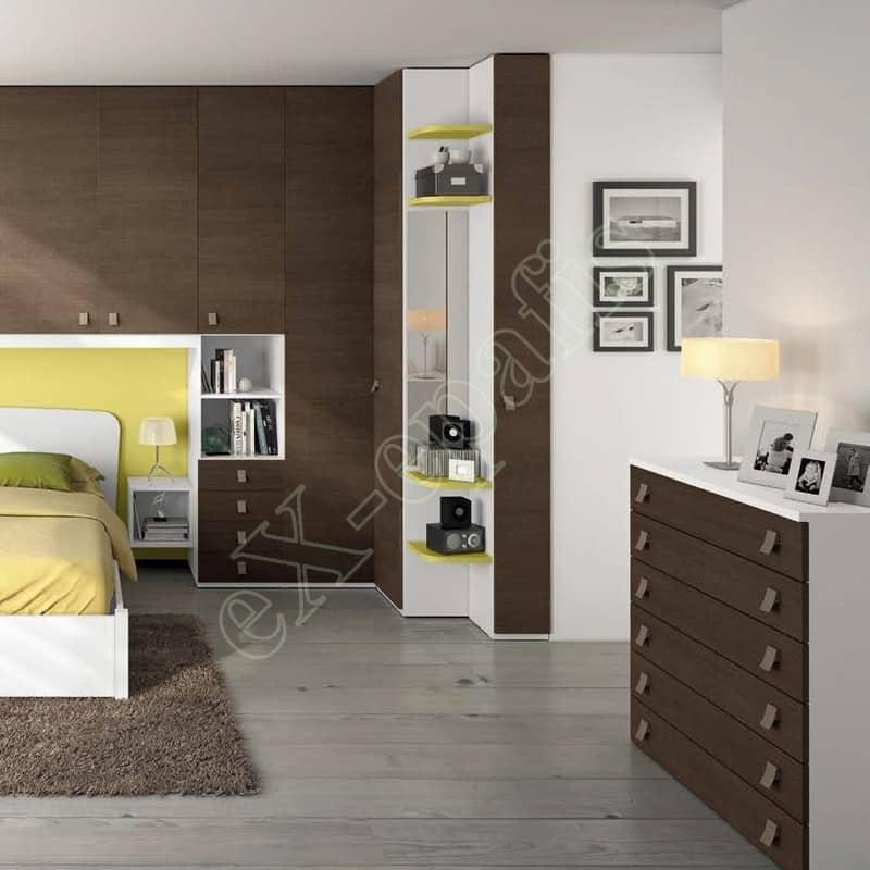 Bedrooms Colombini Volo M12
