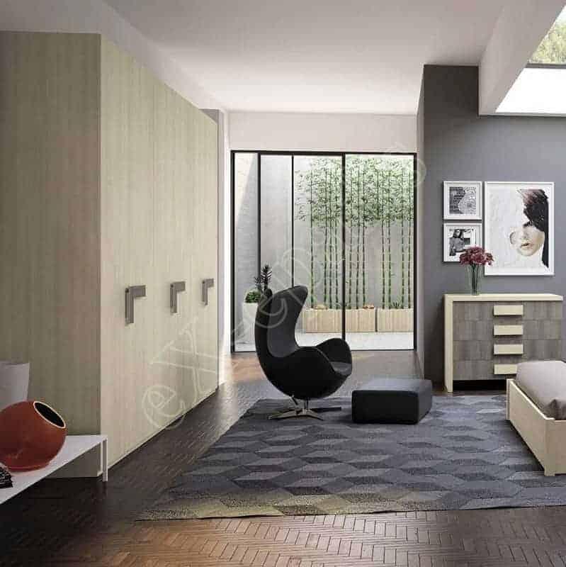 Bedrooms Colombini Volo M16