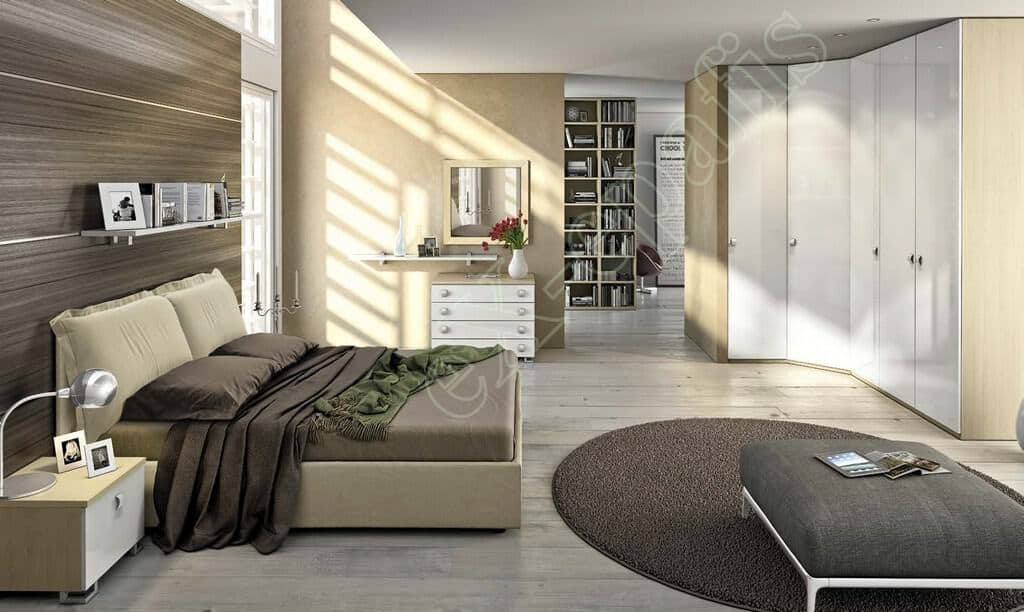 Bedrooms Colombini Volo M17