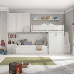 Kids Bedroom Colombini Arcadia AC132
