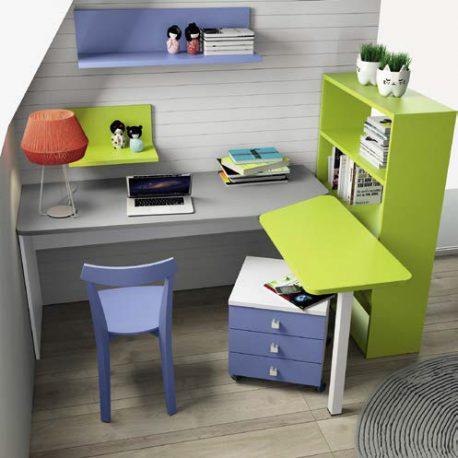 Kids Bedroom Colombini Volo C01