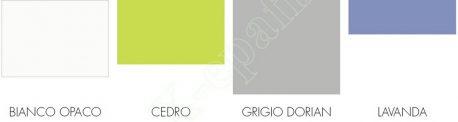 Kids Bedroom Colombini Volo C01 - Colours