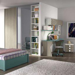 Kids Bedroom Colombini Volo C04