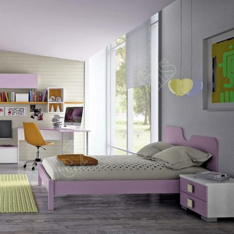 Kids Bedroom Colombini Volo C08