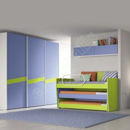 Kids Bedroom Colombini Volo C09