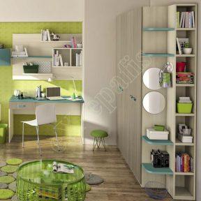 Kids Bedroom Colombini Volo C11