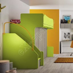 Kids Bedroom Colombini Volo C13