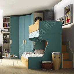 Kids Bedroom Colombini Volo C14