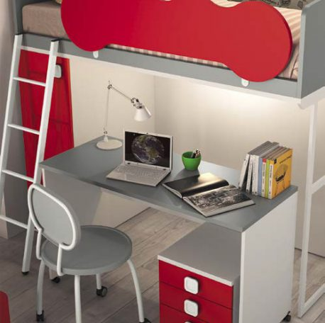 Kids Bedroom Colombini Volo C15