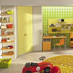 Kids Bedroom Colombini Volo C18