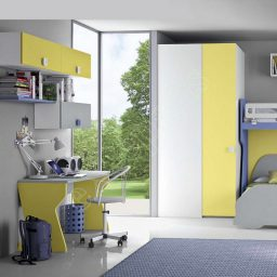 Kids Bedroom Colombini Volo C19