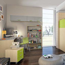 Kids Bedroom Colombini Volo C20