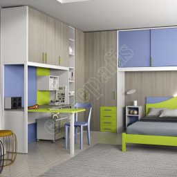 Kids Bedroom Colombini Volo C22