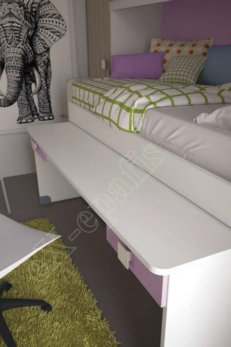 Kids Bedroom Colombini Volo C24