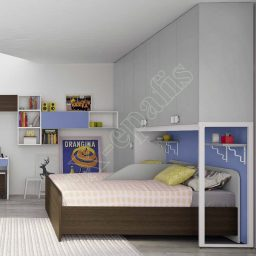 Kids Bedroom Colombini Volo C27