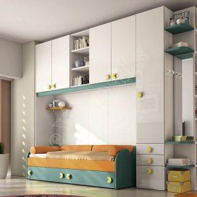 Kids Bedroom Colombini Volo C28